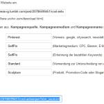 Pinterest: Tracking von Pins der eigenen Website mit Google Analytics