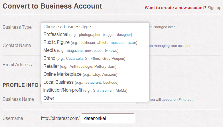 BusinessType4Pinterest