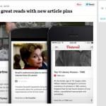 Jetzt pinnen, später lesen – Rich Pins für Artikel. Was Blogger und Verlage beachten sollen